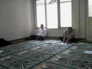 Kang Syarif Hidayat - Ketua PW. Pemuda Persis Jabar (Kiri), Kang Diki - PD. Sumedang (Kanan)