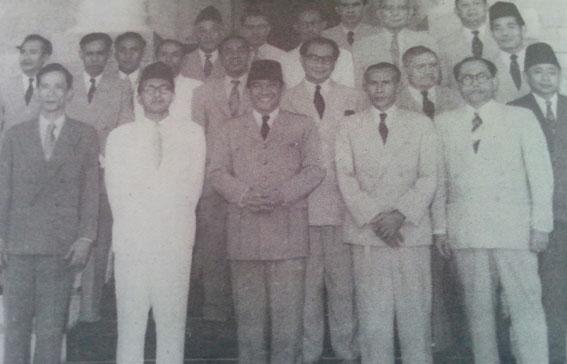 Kabinet Borhanuddin Harahap